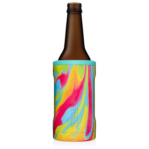 BrüMate Hopsulator Bott'l | Tie Dye (12 oz Bottle)