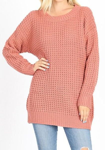 CURVY Bailey Sweater