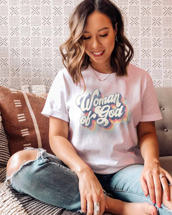 Woman of God Graphic Tee