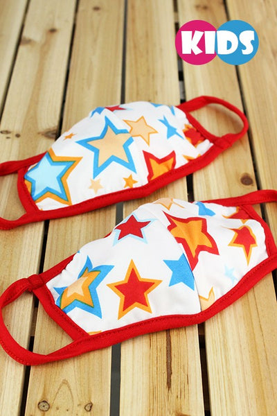 KIDS Stars Face Mask