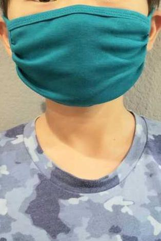 Solid Colored Face Mask