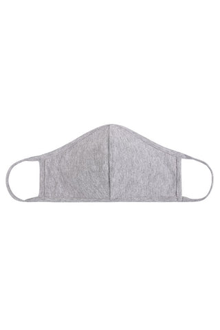 KIDS Grey Mask with Filter Pocket