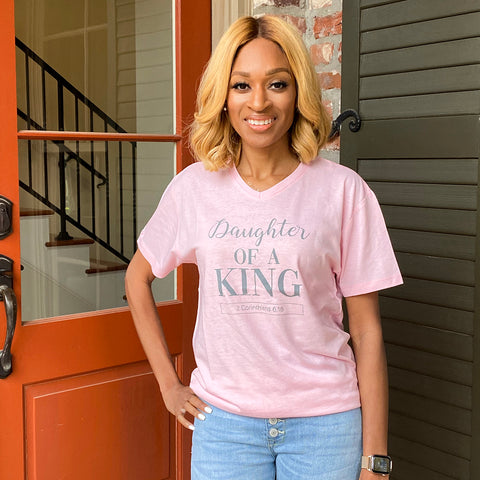 Daughter of a King T-Shirt