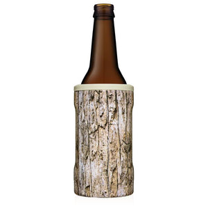 BrüMate Hopsulator Bott'l | 3D Camo (12 oz Bottle)