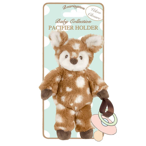Lil' Willow Fawn Paci Holder