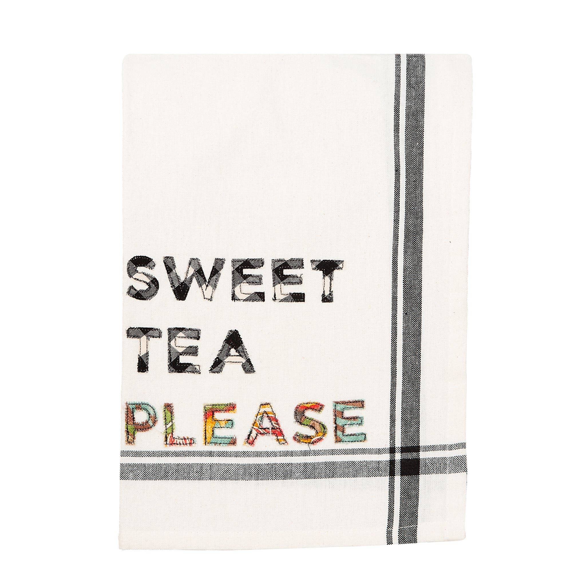 Sweet Tea Please Tea Towel