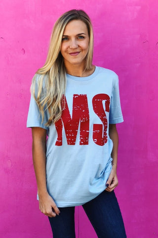 Ole Miss Graphic Tee