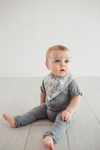 Copper Pearl Alta Bandana Bib Set