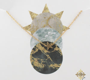 Jane Marie Divine Star Necklace