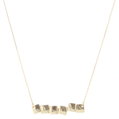 Jane Marie Fallon Gold Chain Necklace