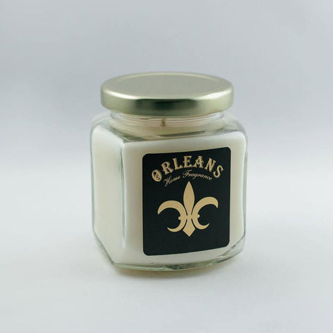 Orleans 9 oz. Brass Candle