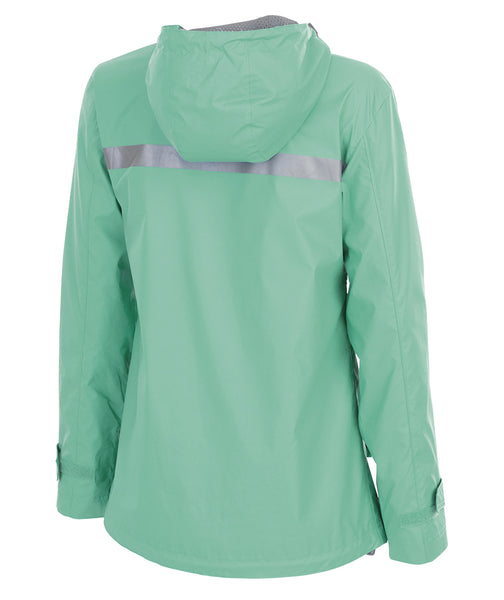 Women's New Englander® Rain Jacket-Mint