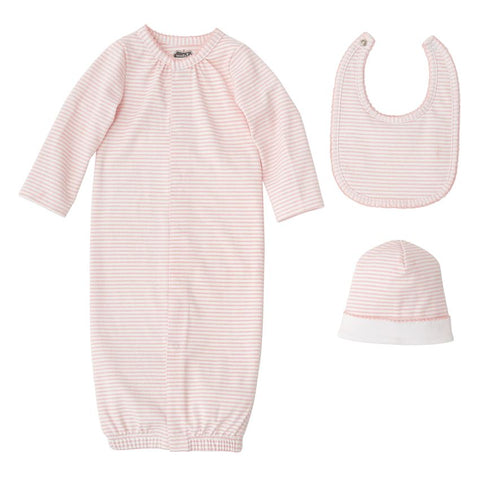 Mud-Pie Pink Layette Infant Gift Set