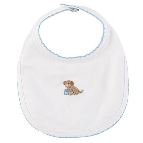 Mud-Pie Puppy Bib
