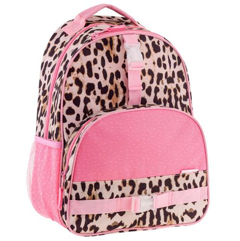 Leopard All Over Print Backpack