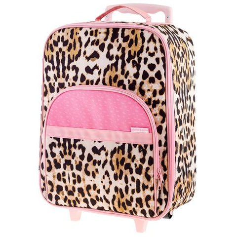 Leopard Rolling Luggage