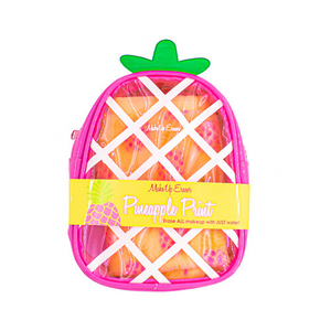 Pineapple Print MakeUp Eraser