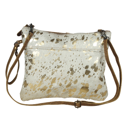 Myra Sassy Leather Small & Crossbody Bag