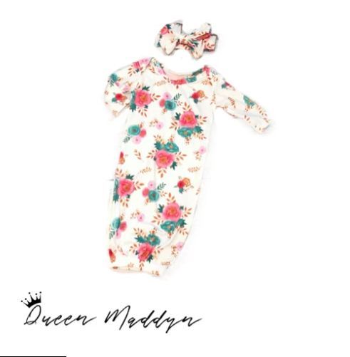 Queen Maddyn Everlee Gown