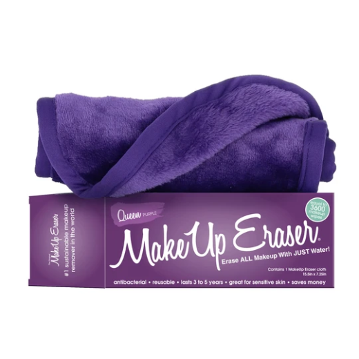 Queen Purple MakeUp Eraser