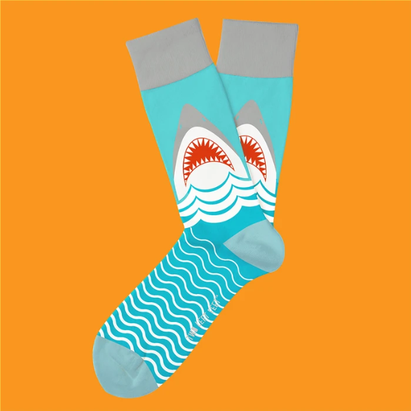 Great White Everyday Socks