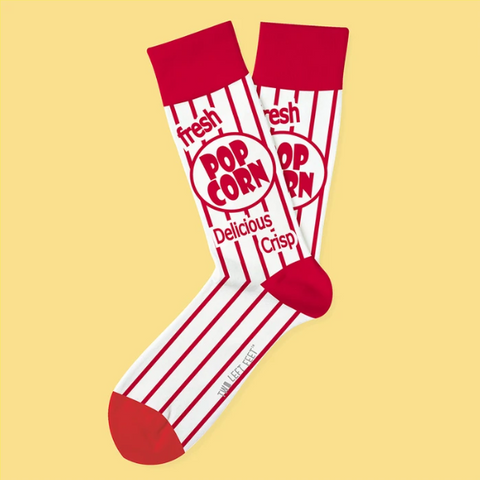 Movie Night Everyday Socks