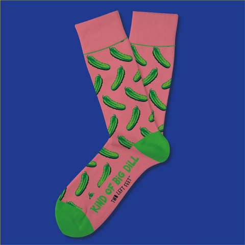 The Big Dill Everyday Socks