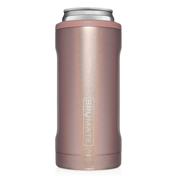 BrüMate Hopsulator Slim | Glitter Rose Gold
