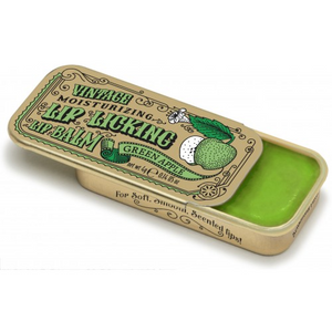 Green Apple Lip Licking Flavored Lip Balm