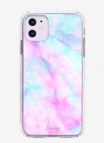 Iridescent Crystal Phone Case