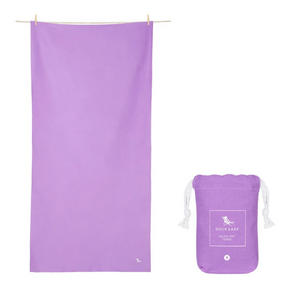 Classic Quick Dry Towel - Patagonia Purple