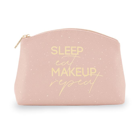 Mud-Pie Blush Makeup Bag