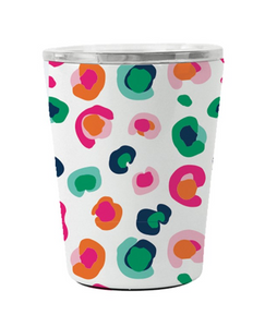 Stainless Coffee Tumbler Catwalk Confetti