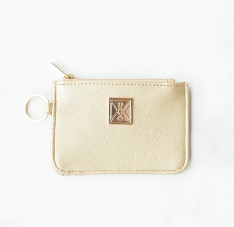 Gold Bainbridge ID Wallet