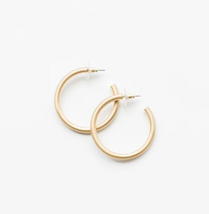 Heather Gold Earrings