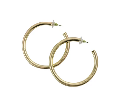 Estonia Gold Earrings