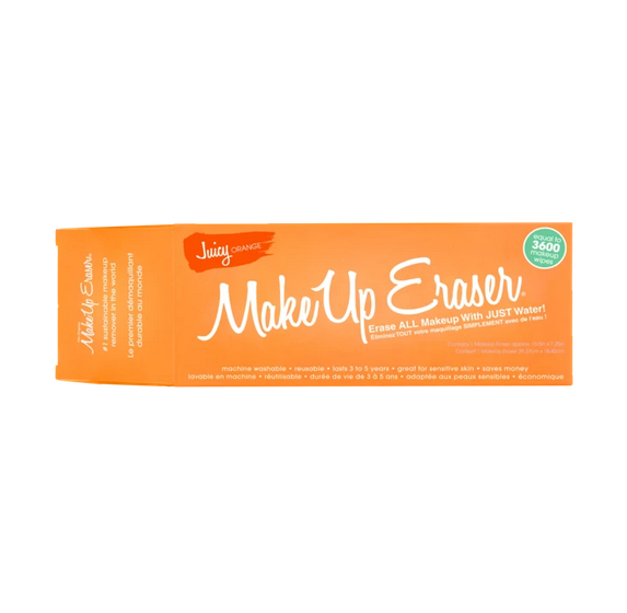 Juicy Orange MakeUp Eraser