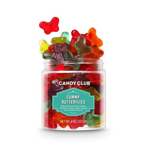 Gummy Butterflies Candy