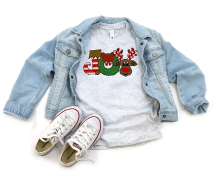 YOUTH Joy Christmas Long Sleeve