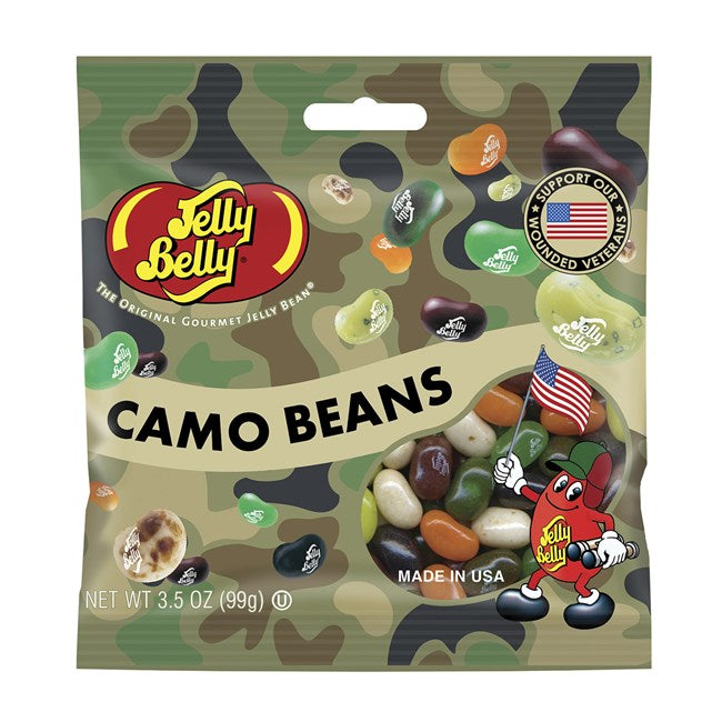 Camo Bean Jelly Beans