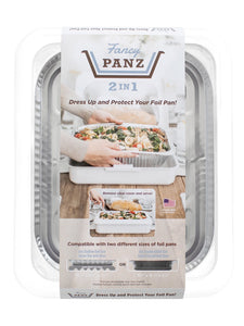 Fancy Panz 2 in 1™ - White