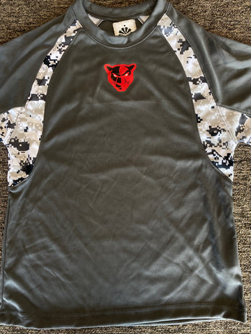Grey Panther Dri-Fit (Youth & Adult)