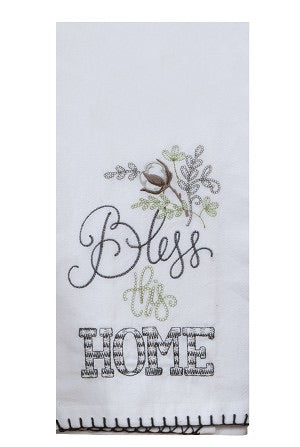Bless This Home Kitchen Towel
