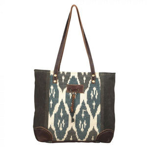 Myra Knotty Affair Tote Bag