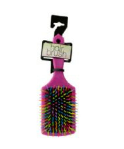 Colored Bristles Brush
