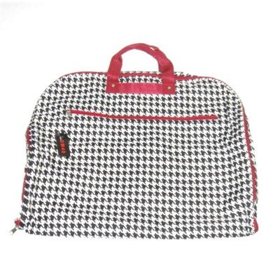 Houndstooth Garment Bag