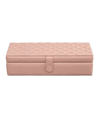 Leo Travel Jewelry Box (Blush)