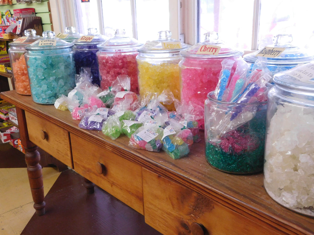 Old Fashioned Rock Candy