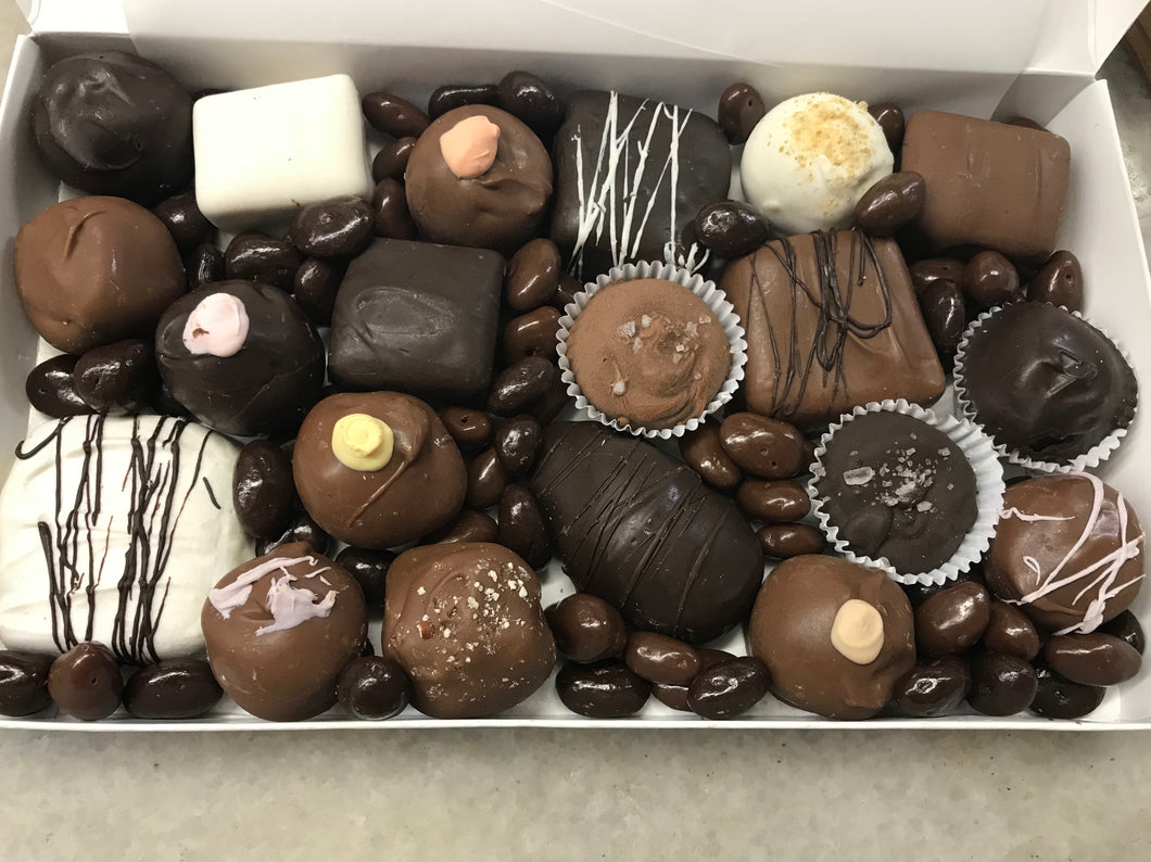 20 Piece Chocolate Box