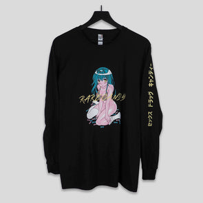 Sex, Drugs, Candy - Black - Longsleeve Tee